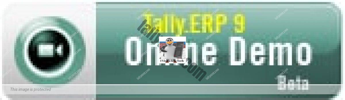 Tally.erp 9 Free online demo | Try it now