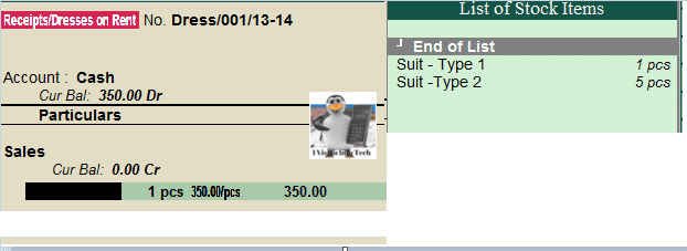 21_vc accounting for garment